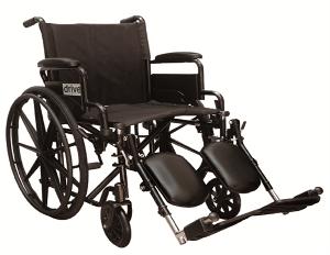 Silla de ruedas con elevadores de piernas vida abuelo - Ruedas para sillas de ruedas ...