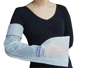 Bolsa protectora para yeso brazo