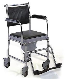 Silla cómodo con ruedas