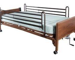 barandales para cama
