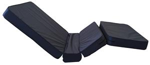 Colchón de 4 secciones