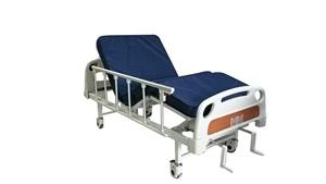 Cama de hospital manual