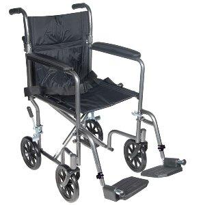 Silla de ruedas de traslado vida abuelo - Silla de traslado ...