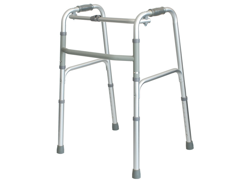 andador plegable sin ruedas con altura ajustable