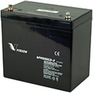 Batería para Silla de Ruedas Eléctrica
