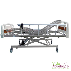 cama de hospital eléctrica de lujo