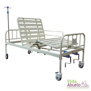 cama de hospital manual económica