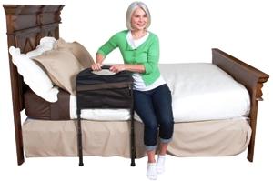 Barandal de seguridad para cama