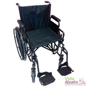 """silla de ruedas bariátrica de 20"""""""