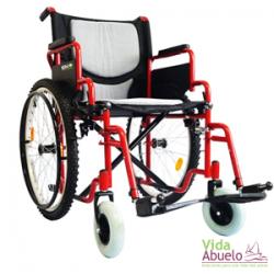 silla de ruedas todo terreno