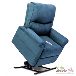 sillon-electrico-reclinable-3-posiciones-azul