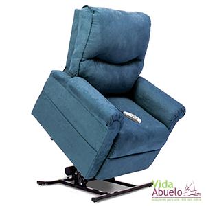 sillon-electrico-reclinable-3-posiciones-azul